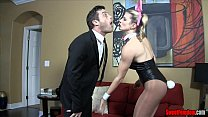 Whore Wife - Cuck Hubby CORY CHASE BALLBUSTING Thumbnail