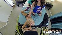 Alix and Addison - Threesome - 9Club.Top