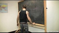Punishment Handjob In The Classroom [손으로 대딸 Handjob]