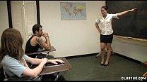 Screenshot Punishment Handjob In The Classroom