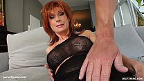MILF hot mature lady Nina S gets a nice cock fu...'s Thumb