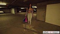 LoveHerFeet - Sexy Sophia Leone Deepthroats & Rides A Big Dick - Download mp4 XXX porn videos
