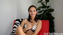 Jasmine commands you to jerk your cock JOI Thumbnail
