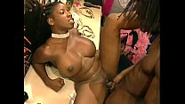 Black plumber vanessa blue and