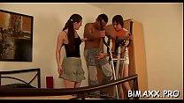 Needy couples fucking in bi sexual adult scenes on webcam