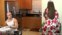 Madisin Lee in I Really Want a Baby Son. Mom has her son impregnate her.Creampie Thumbnail