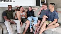 Hottest Young Guys! Gay 5 Some ORGY! All These