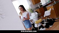 DadCrush - Hot Step-Daughter Spanked & Fucked preview image