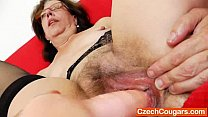 A juicy ripe brunette named Slavena teases, she takes off her clothes sensually,
