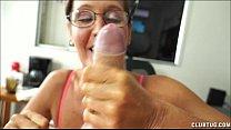 A Naughty Mature Lady Sucks And Jerks Vorschaubild