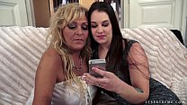 Angelina Brill And Her Older Lesbian Friend preview image