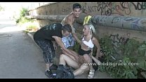 Big juicy ass smacked and fucked in public pornhub video