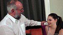 Grandpa's Dirty Magic Trick - Angelina Brill