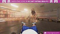 VRBangers.com-Busty milf Kendra Lust getting fucked hard in the boxing ring Vorschaubild