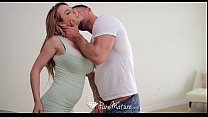 PureMature - Busty milf Corinna Blake wants that hard cock inside her preview image
