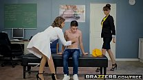 Brazzers - Big Tits  School -  A Tip To The School Nurse scene starring August Ames - 9Club.Top