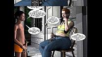 3D Comic: The Chaperone. Episode 1 Vorschaubild