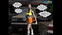 3D Comic: The Chaperone. Episode 1 thumbnail