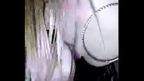 Cute white slutty sissy throats bbc