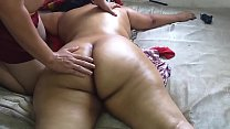 7193 Hire a massage service where they finished massaging me naked and enjoy while the masseuse saw me naked preview