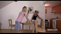 Image: Mom gives hot lessons to daughter - MyXpicz.com