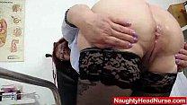 Redhead huge boobies cougar spreads her haired piss hole Vorschaubild