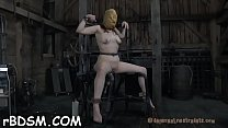 Enchanting slaves are made to submit to master'...