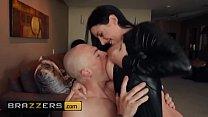 Big Butts Like It Big - (Angela White,  Zach Wild) - Busting On The Burglar - Brazzers صورة