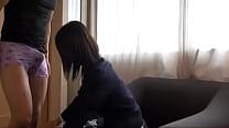 Colegiala japonesa llora en su primera vez Thumbnail