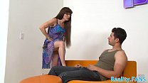 Busty stepmother pounded in highheels thumb