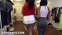 BANGBROS - Aaliyah Grey and Selena Adams Fuck A...