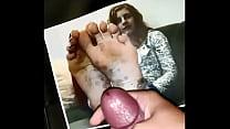 Ashlyn Must See Feet Soles Cum Tribute