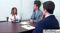 Hot Nasty Cute Girl (Layla London) With Big Juggs Like Sex In Office vid-19