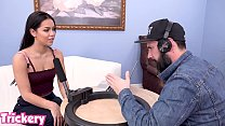 Trickery - Alina Lopez tricked into sex at asmr...
