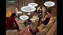 3D Comic: Vox Populi 1-3 Vorschaubild
