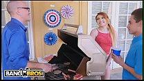 BANGBROS - 4th Of July Threesome With Monique Alexander, Adria Rae & Juan El Caballo Loco thumbnail