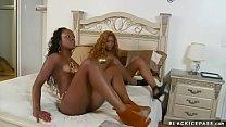 Toni Sweets & Milan Threesome
