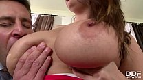 13645 Busty BBW Sirale gets Stuffed Hard & Titty Fucked preview