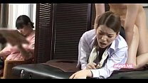 Free download video bokep Husband gets massage next to wife
