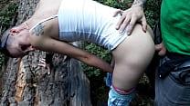 Public forest fucking pornhub video