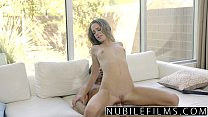 NubileFilms - Big Cock Fucks Kimmy Granger Raw thumbnail