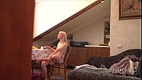 Skinny Teen Milena - Waiting for her boyfriend video