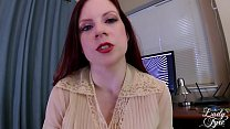 Impregnating My Therapist Lady Fyre POV milf Redhead thumbnail