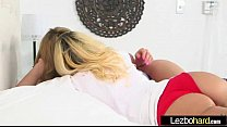 Teen lez girls (skyla novea & marsha may) make love in front of cam clip ⁃ milf meg thumbnail