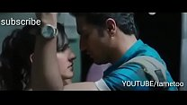 Indian boy and girl kissing in the morning Mumbai local train first time video