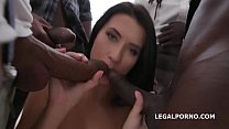 Nicole Black gets Balls Deep Anal and DAP, Gapes preview image