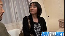 Screenshot Needy milf  Yuki Mitsui wants a strong fuc ts a strong fuck