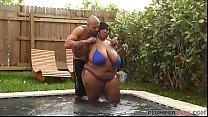 Big Tit BBW Dippd N Redd thumb