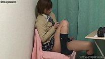 Japanese Schoolgirl Upskirt Hikaru Konno Vorschaubild