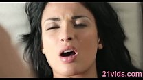 Busty hottie Anissa Kate passion fuck preview image
